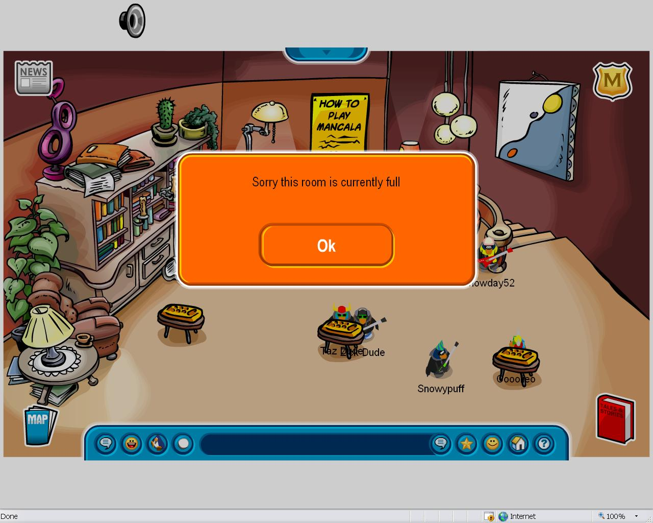 Club Penguin Banned